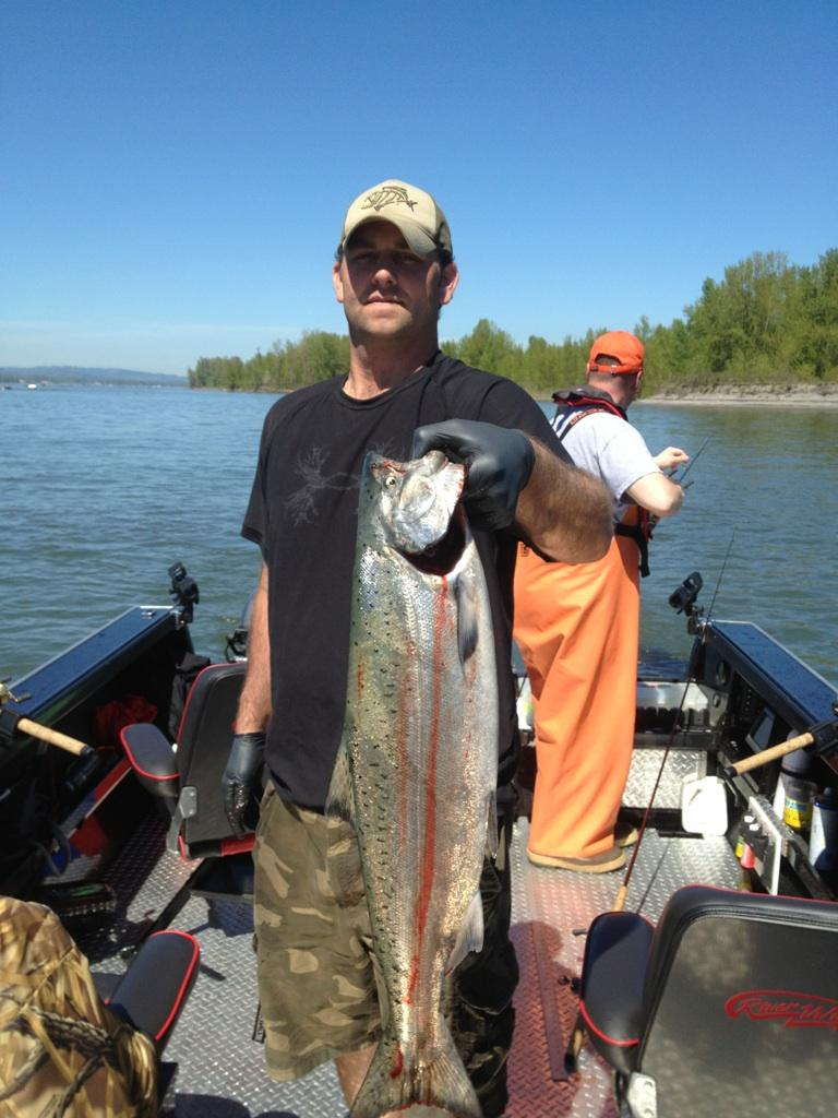 Angler Ryan Atkinson: Fish of the Week April 23, 2012