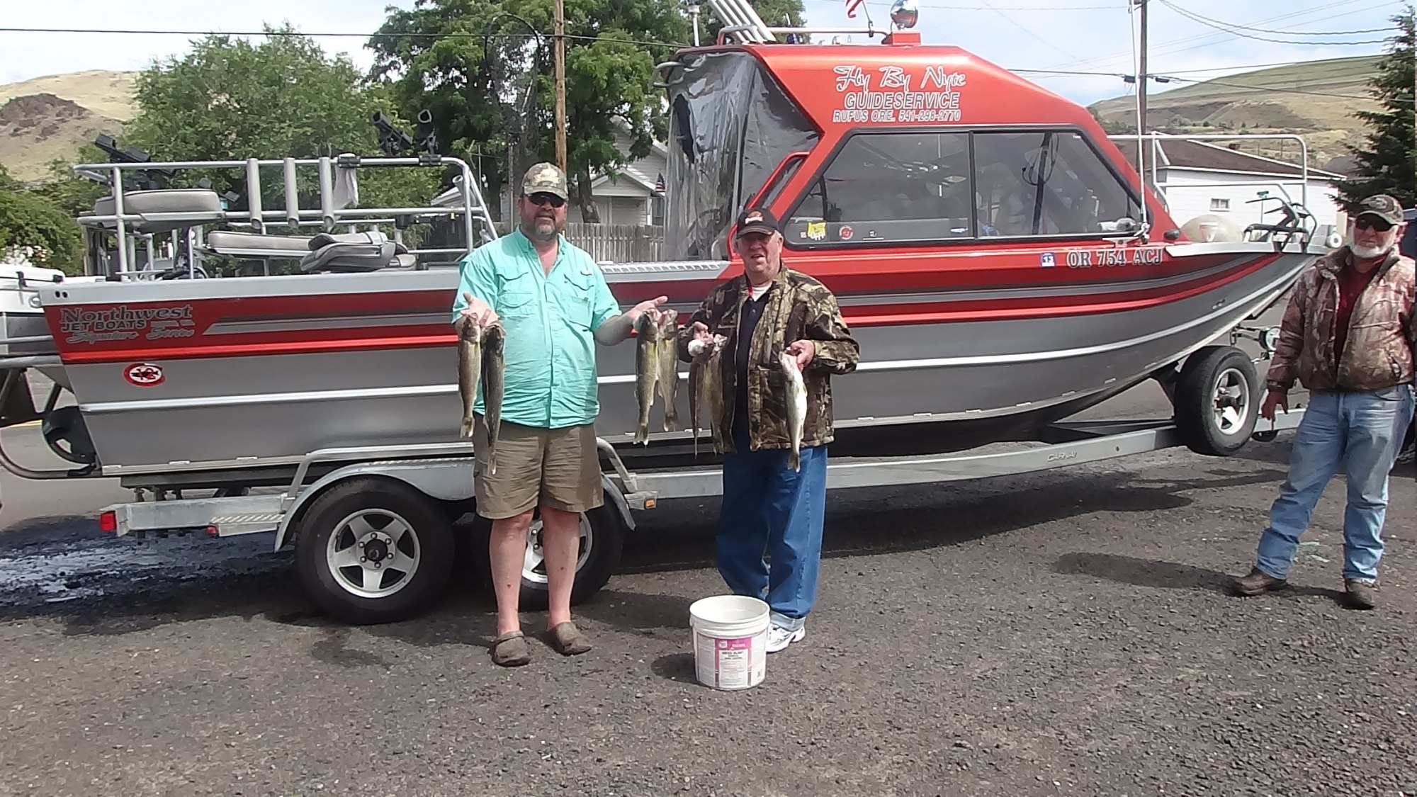 Angler Brad & Maurice Halleck: Fish of the Week June 8, 2012