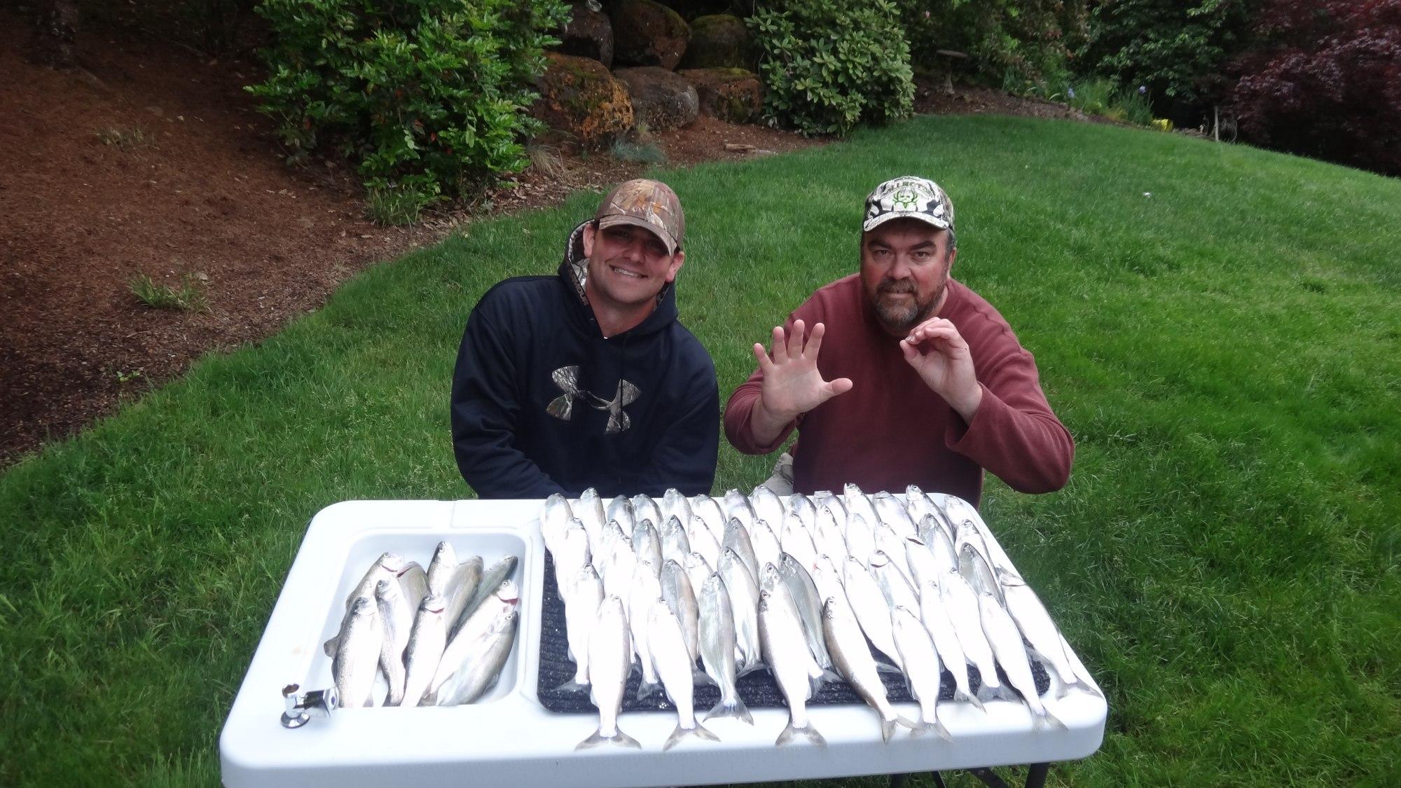 Ryan Atkinson & Brad Halleck Fish of the Week May 18, 2013