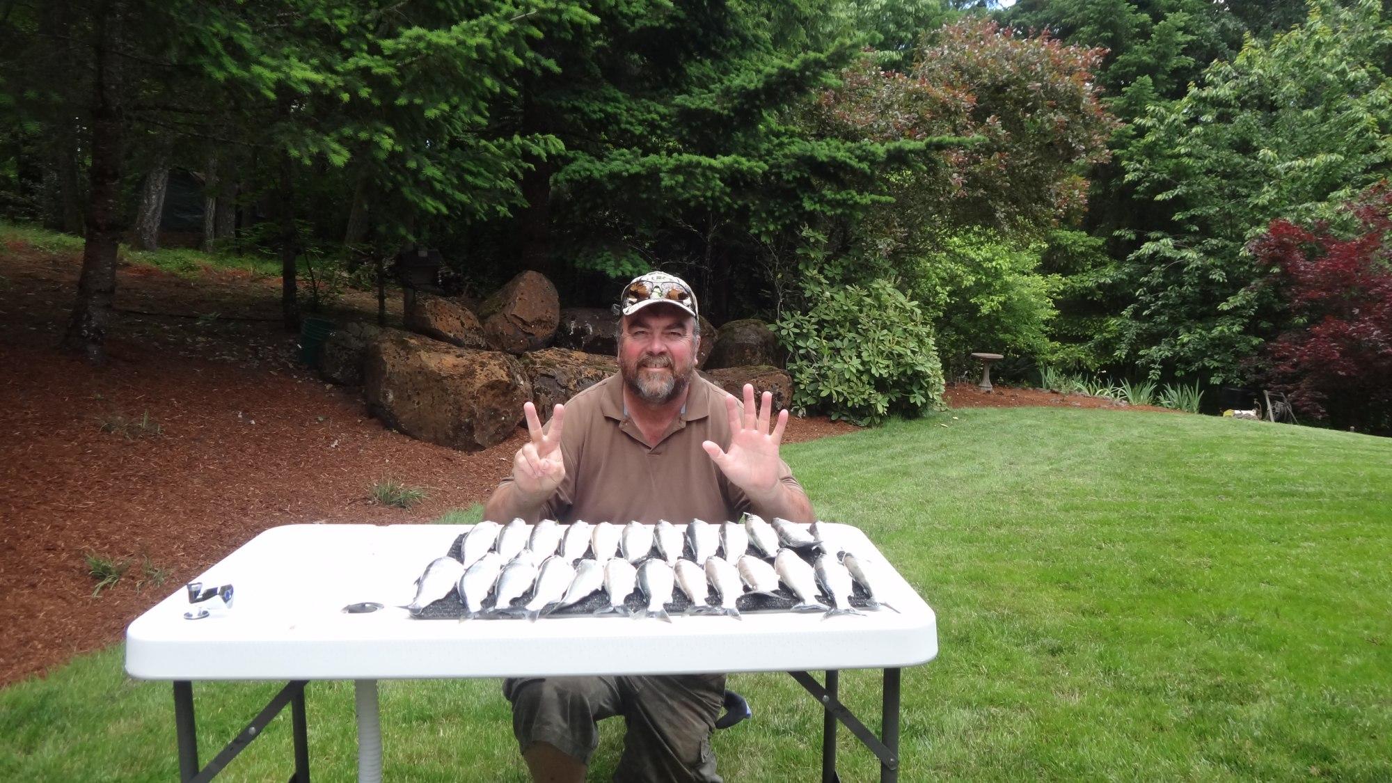 Angler Brad Halleck Fish of the Week June 1, 2013