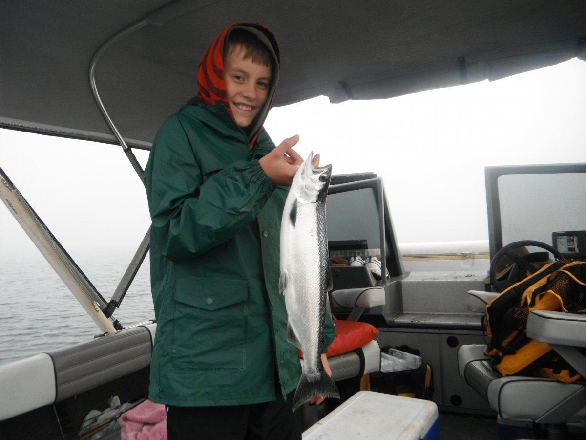 Angler Adam Dinsmore Fish of the Week July 25, 2014