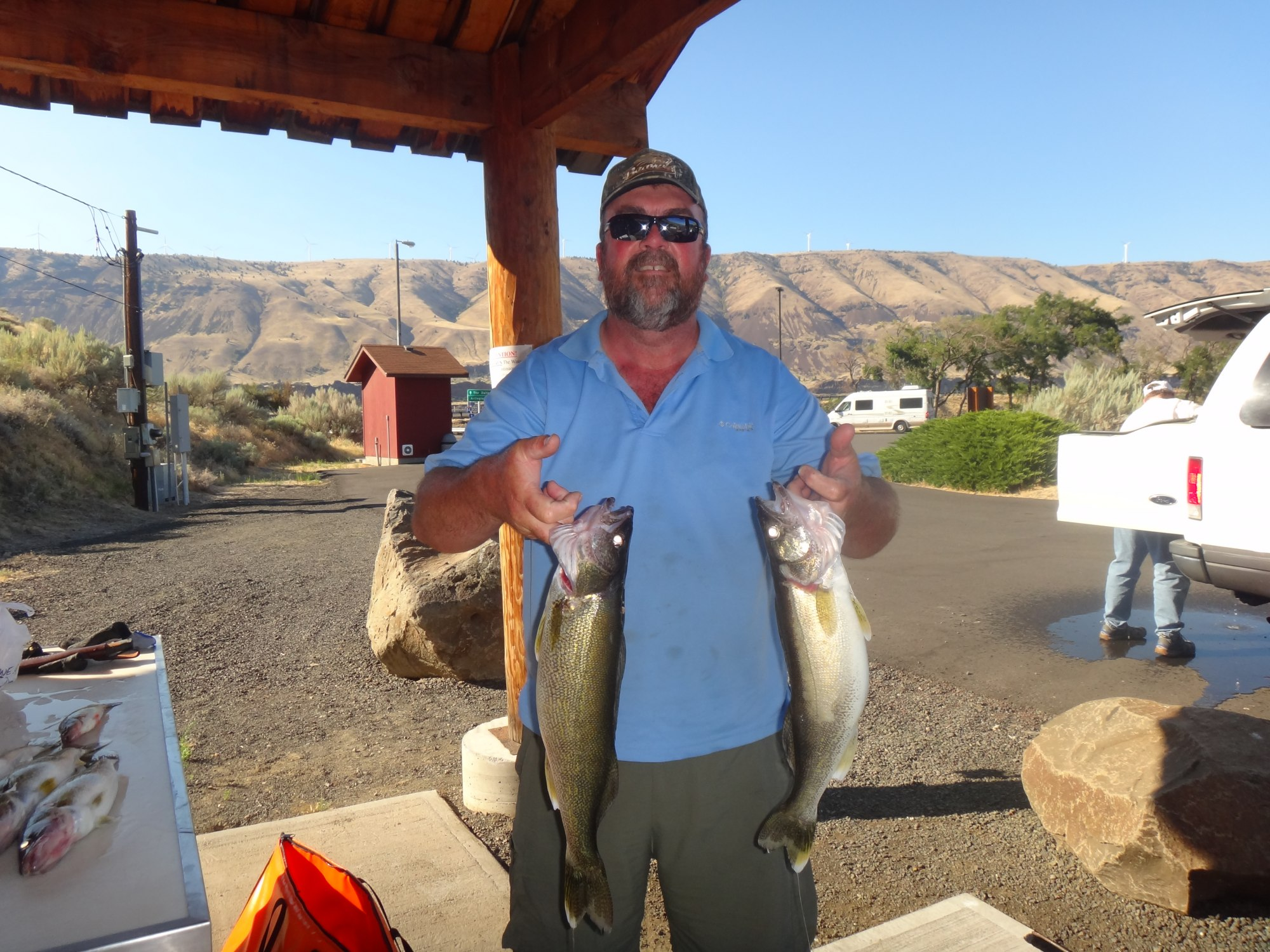 Angler Brad Halleck: Fish of the Week August 11, 2012