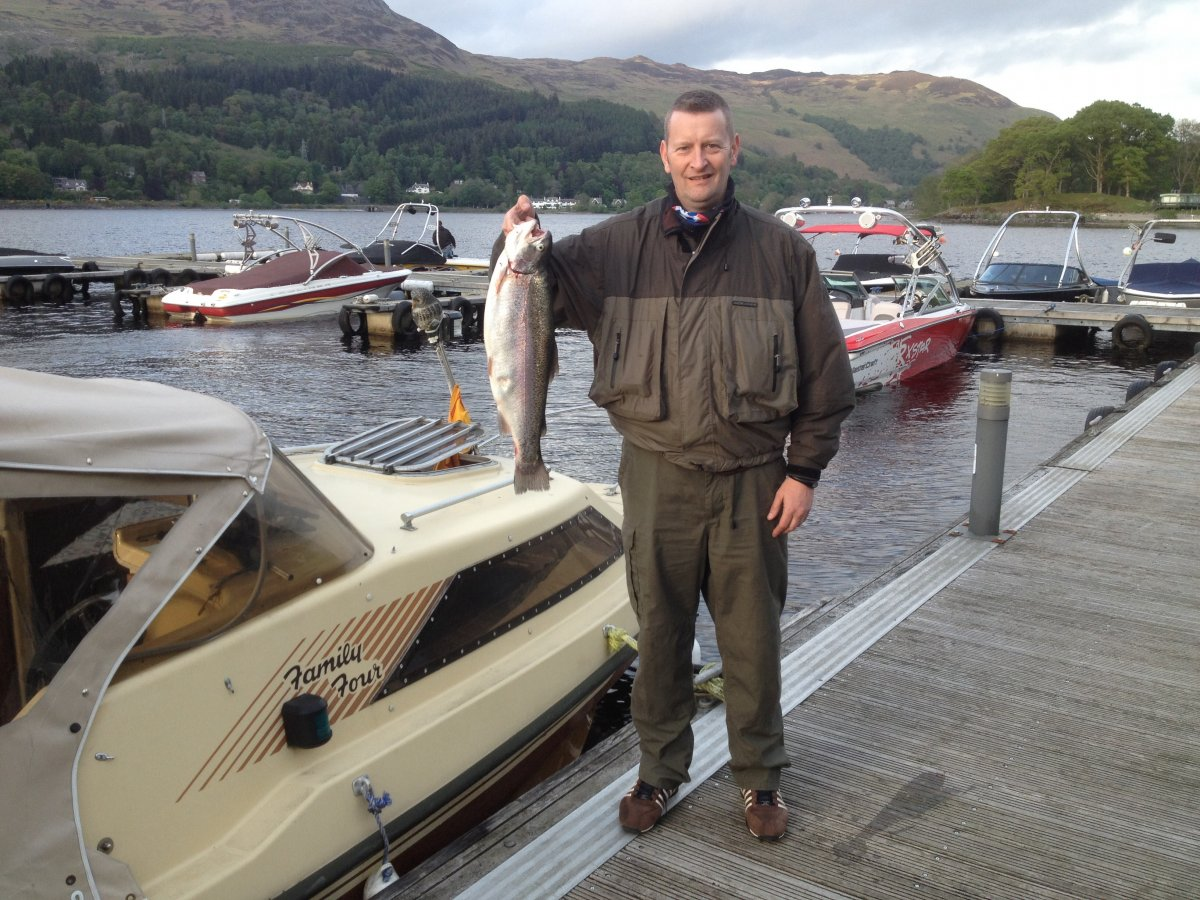 Angler Alan Cunningham Fish of the Week May 26, 2014