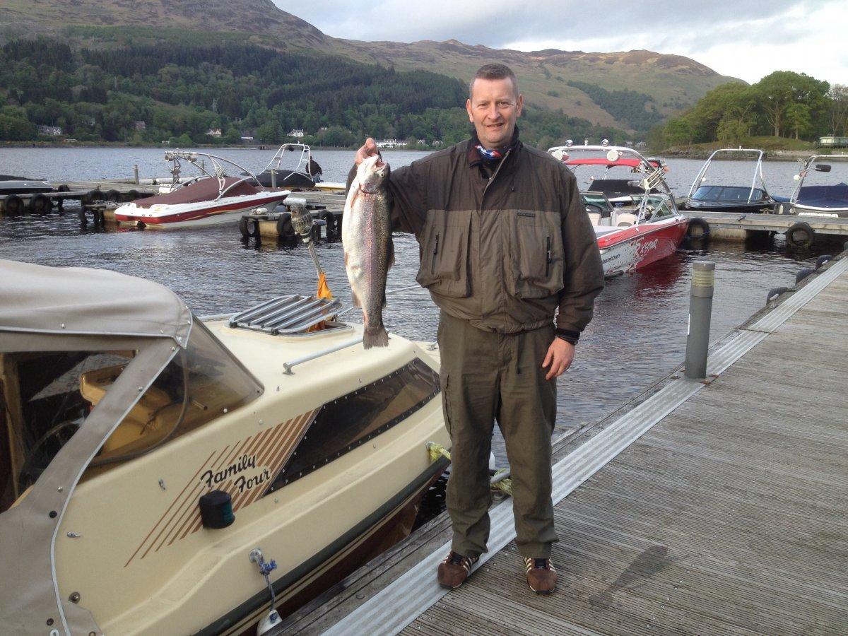 Angler Alan Cunningham Fish of the Week May 26, 2014