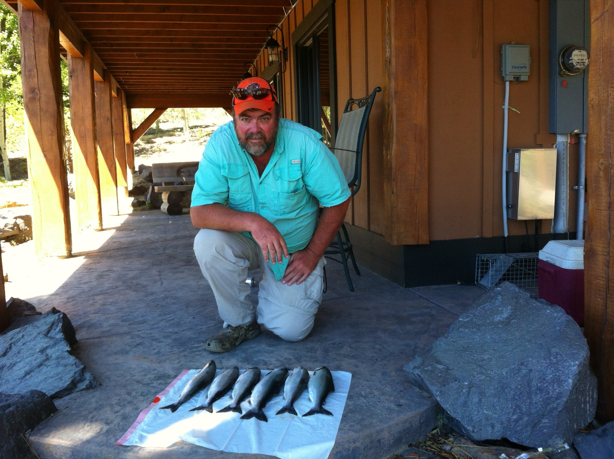 Angler Brad Halleck Fish of the Week June 20, 2013