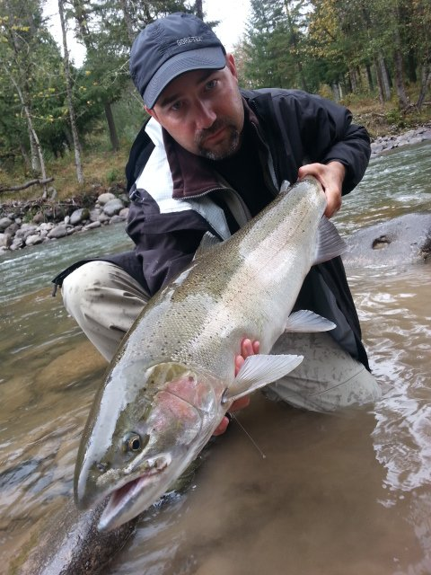 Angler Randy Bales Fish of the Week October 12, 2014
