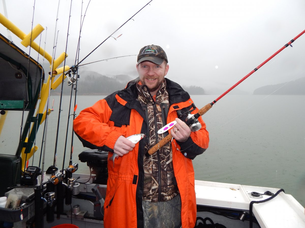 Angler Terry Walters Fish of the Week March 1, 2014